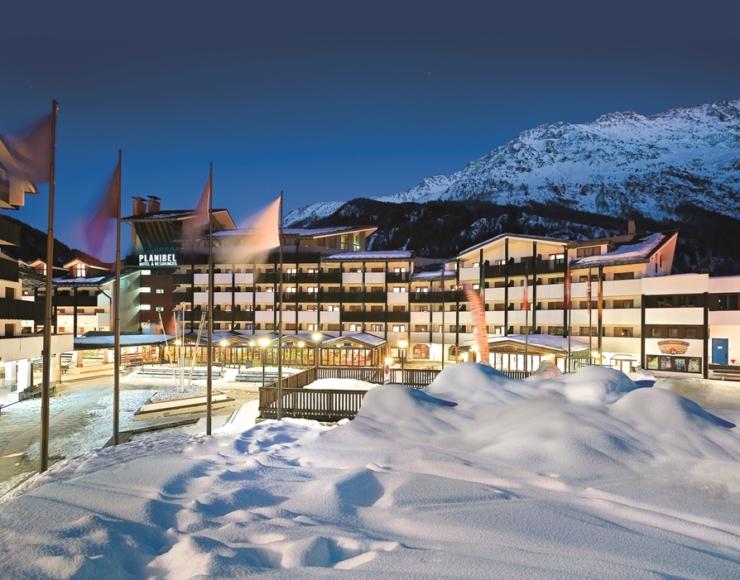 TH La Thuile – Planibel Hotel & Residence
