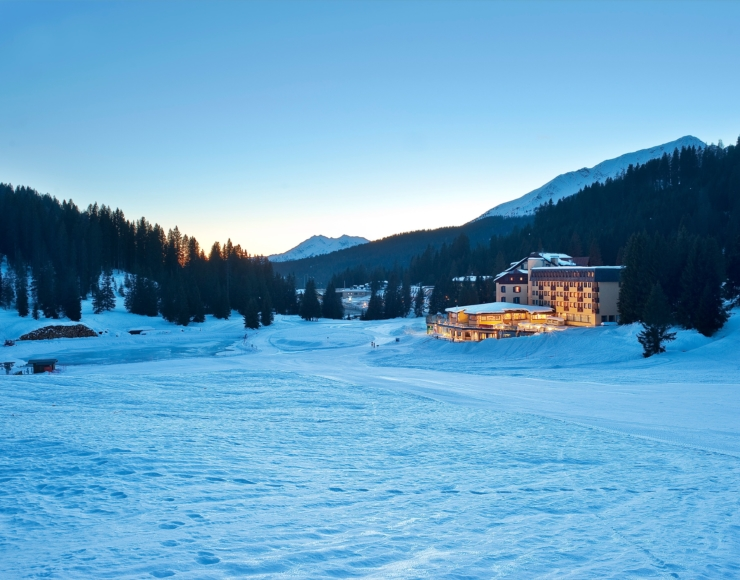 TH Madonna di Campiglio – Golf Hotel
